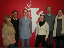 Berlinale Teamfoto